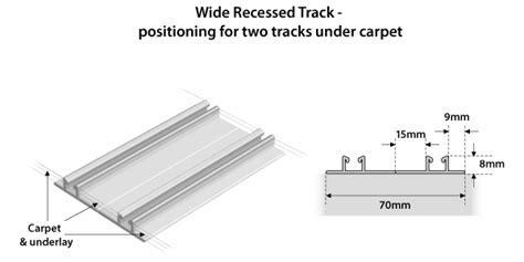 How to Install Sliding Wardrobe Doors on Carpet, Tile