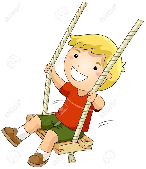 cartoon swing swing clipart cartoon pencil and in color swing clipart