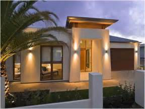 Home Design Interior And Exterior by Small Modern Homes Exterior Views Modern Home Designs