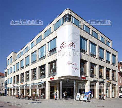 architekten weimar goethekaufhaus weimar architektur bildarchiv