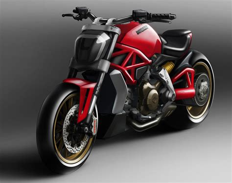 Custom House Design by Ducati Xdiavel Sensual Design And Performance Auto Amp Design