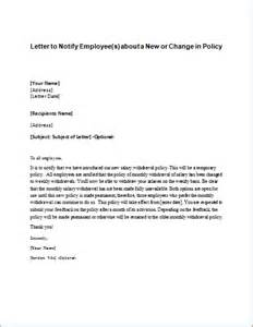 letter announcing bad news to employees writeletter2