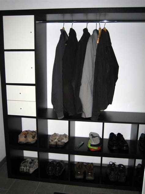 expedit garderobe 1000 images about ikea hacks on