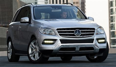 2012 mercedes ml350 4matic price starts at 49 865