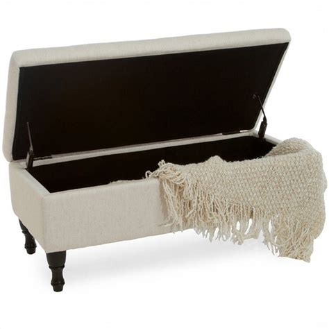 Noble House Chelsea Storage Ottoman Trent Home Rhonda Storage Ottoman 503932cy