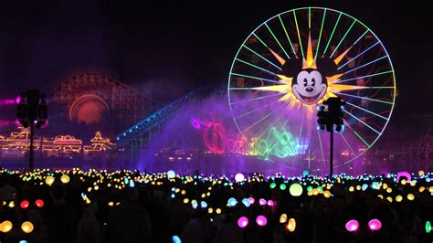 world of color times water show gets spectacular reboot at disney s