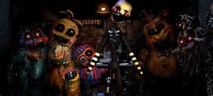 Bed Intruder Fnaf They Re In Your Office By Fazboggle On Deviantart