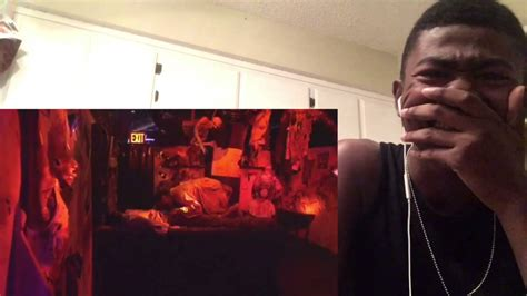 kevin hart haunted house kevin hart and jimmy fallon haunted house reaction