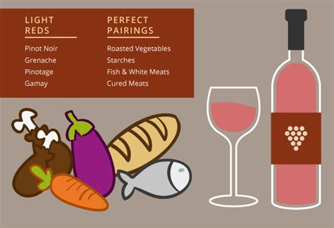 light red wine for beginners wine entr 233 e pairings infographic trimark r w smith blog