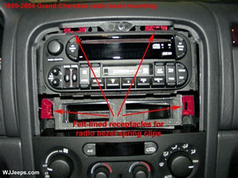 jeep grand radio 99 jeep radio wiring diagram get free image