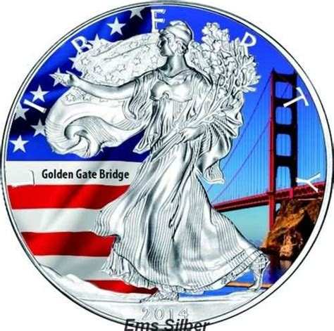 1 oz silver eagle coin for sale 1 oz american eagle colorized silver coin for sale buy