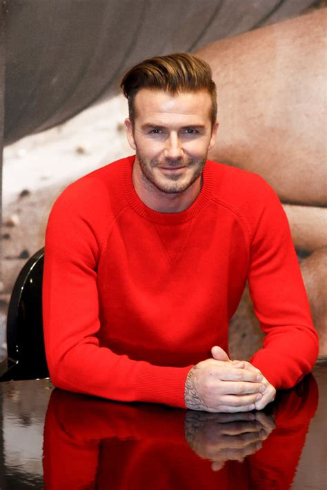 mens haircuts quiff 2015 david beckham celebrity hairstyles for spring 2015
