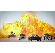 VIDEO Fast And Furious 8 Team Sets Iceland On Fire