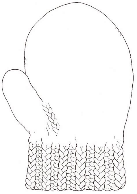 printable mitten maze inkspired musings a crafty christmas for kids