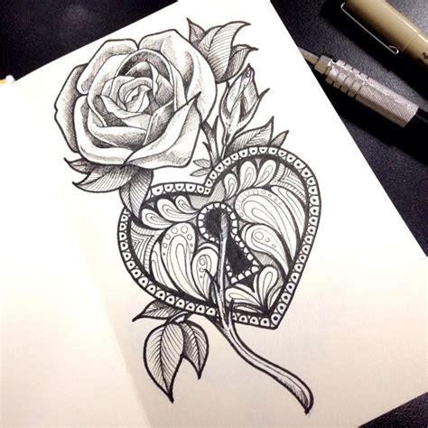 tattoo sketch pen gesiel machado