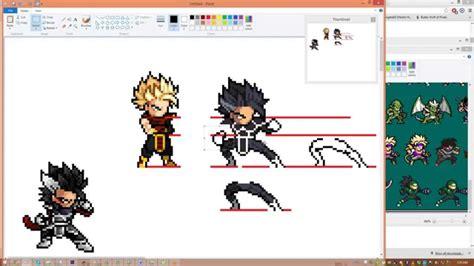 How To Draw Pixel Sprites