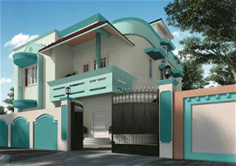 india home exteriors colour palettes for a