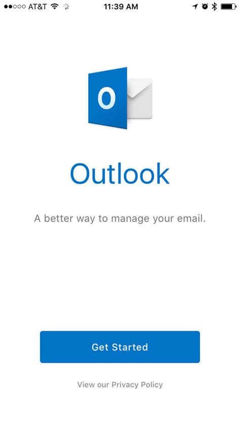 Hosting Email Outlook