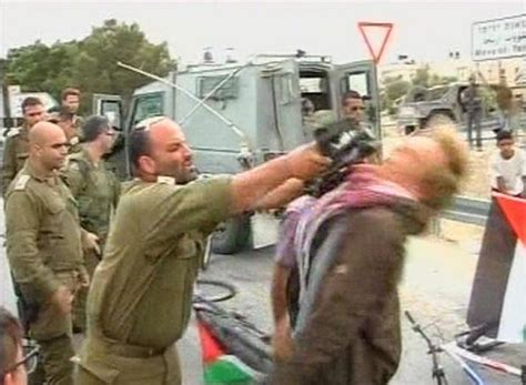 masala hot drink crossword israeli army officer hits danish activist in the face with