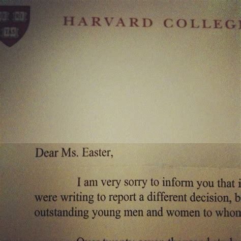 Harvard Decline Letter Mixtape best harvard application essay