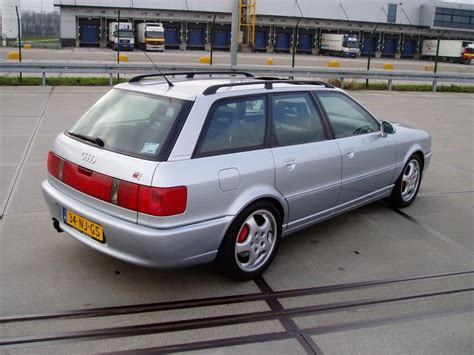 Audi S2 Avant by 1994 Audi S2 Avant Pictures Information And Specs