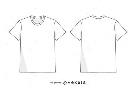 Tshirt Kaos Quattro homens t shirt template vector baixar vector