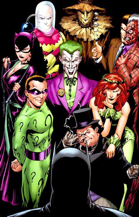impresionantes imagenes realistas de estos villanos top 30 los mejores villanos de batman comicr 237 tico