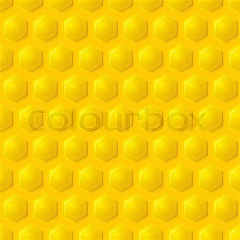 honeycomb pattern illustrator download golden honeycomb seamless wallpaper pattern design concept