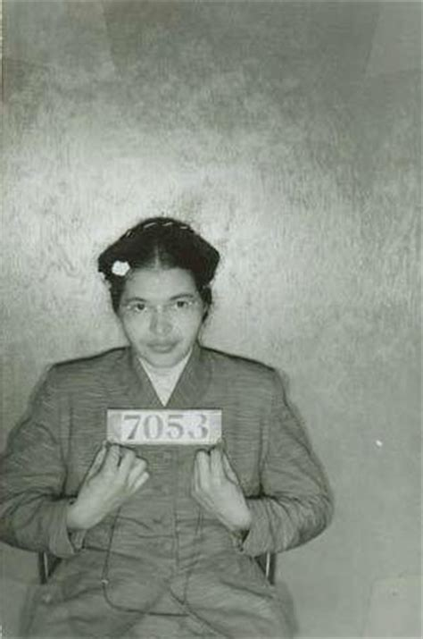 Rosa Parks Arrest Records Quot You Ve Struck A Rock Quot Gender And Transformation In The Us And South Africa M