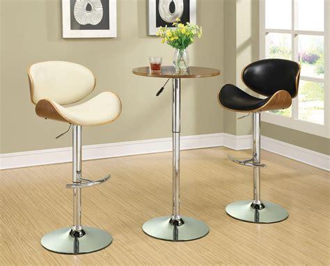 reck room reck room adjustable bar set from coaster 130501 coleman furniture