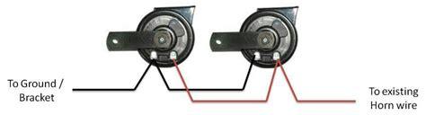 bosch horn relay diagram style by modernstork