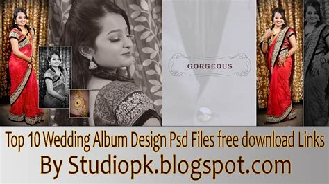 Wedding Album Design Free by Studiopk Get Free Wedding Album Design