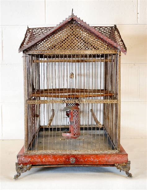 french antique bird cage at 1stdibs