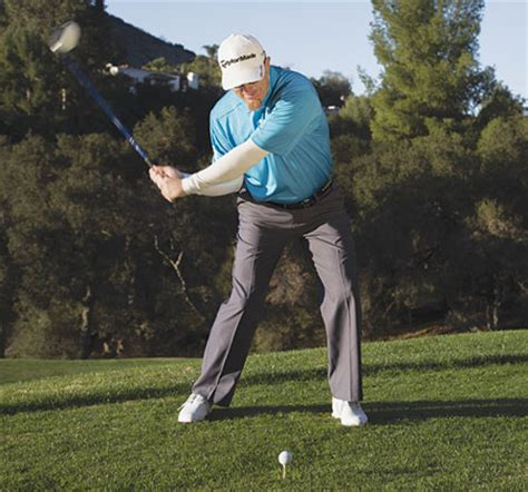 wide stance golf swing bust bad habits golf tips magazine