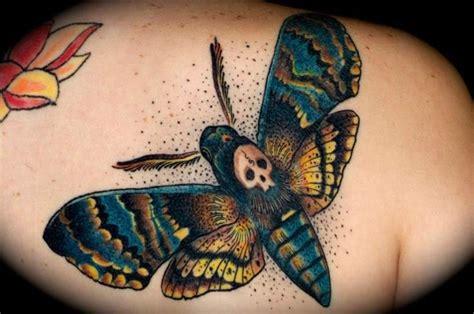 death head moth tattoo las misteriosas polillas en los tatuajes