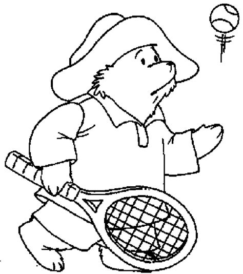paddington bear coloring pages coloringpagesabc com