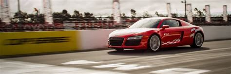Audi High Performance Driving Course by Audi R8 Introduction 1 Day Laguna Seca In Monterey Ca