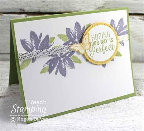 Easy And Beautiful Handmade Cards - another of my easy and beautiful handmade cards i teach