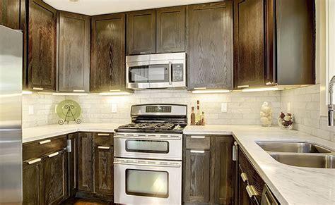 kitchen backsplash ideas for dark cabinets dark kitchen cabinets and backsplash quicua com