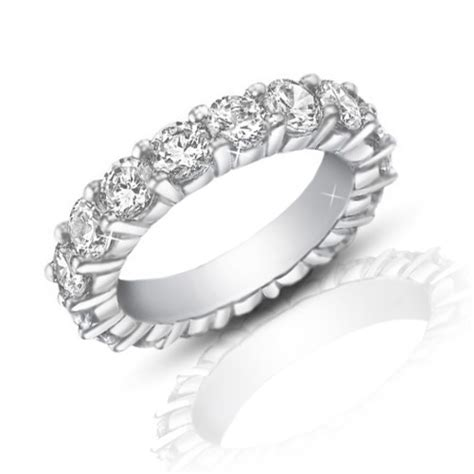 21 brilliant wedding band eternity ring navokal