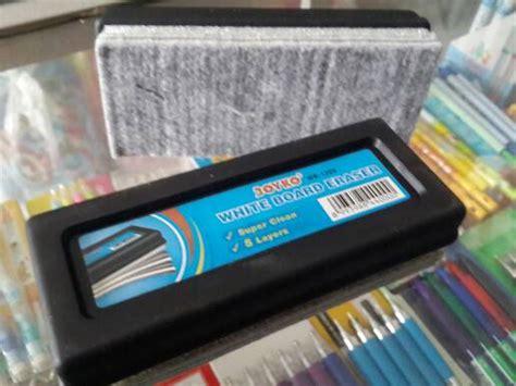 Dijamin Penghapus Eraser Pensil Joyko jual white board eraser joyko we 1205 penghapus papan