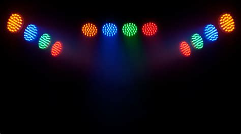 chauvet dj bank led light chauvet dj bank led wash light barndoor lighting