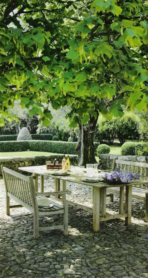 country backyards french country garden french country pinterest