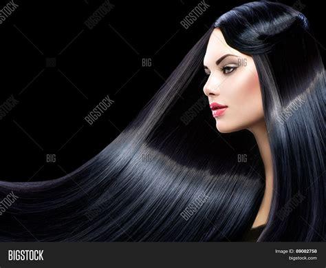models hair stock photo image beautiful model healthy image photo bigstock