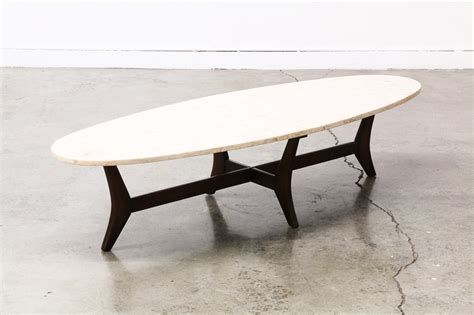 mid century surfboard mid century surfboard style marble top