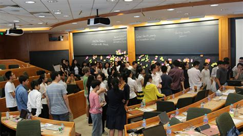 Mba In China For Students by Harvard Center Shanghai