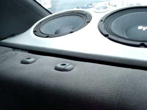 rear deck custom build evs triple  auto fashion  ny