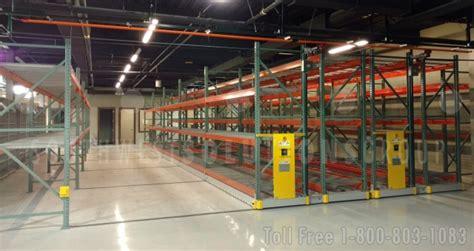 safe rack industrial mobile storage seattle pallet racking