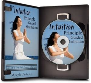 guided reclaiming the intuitive voice of your soul books intuition principle guided meditations powered by intuition