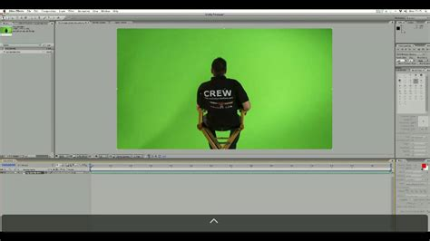 tutorial after effect green screen after effects tutorial chroma key green screen youtube